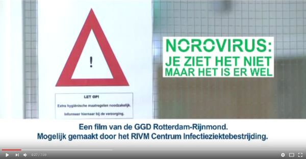 still uit de video Norovirus